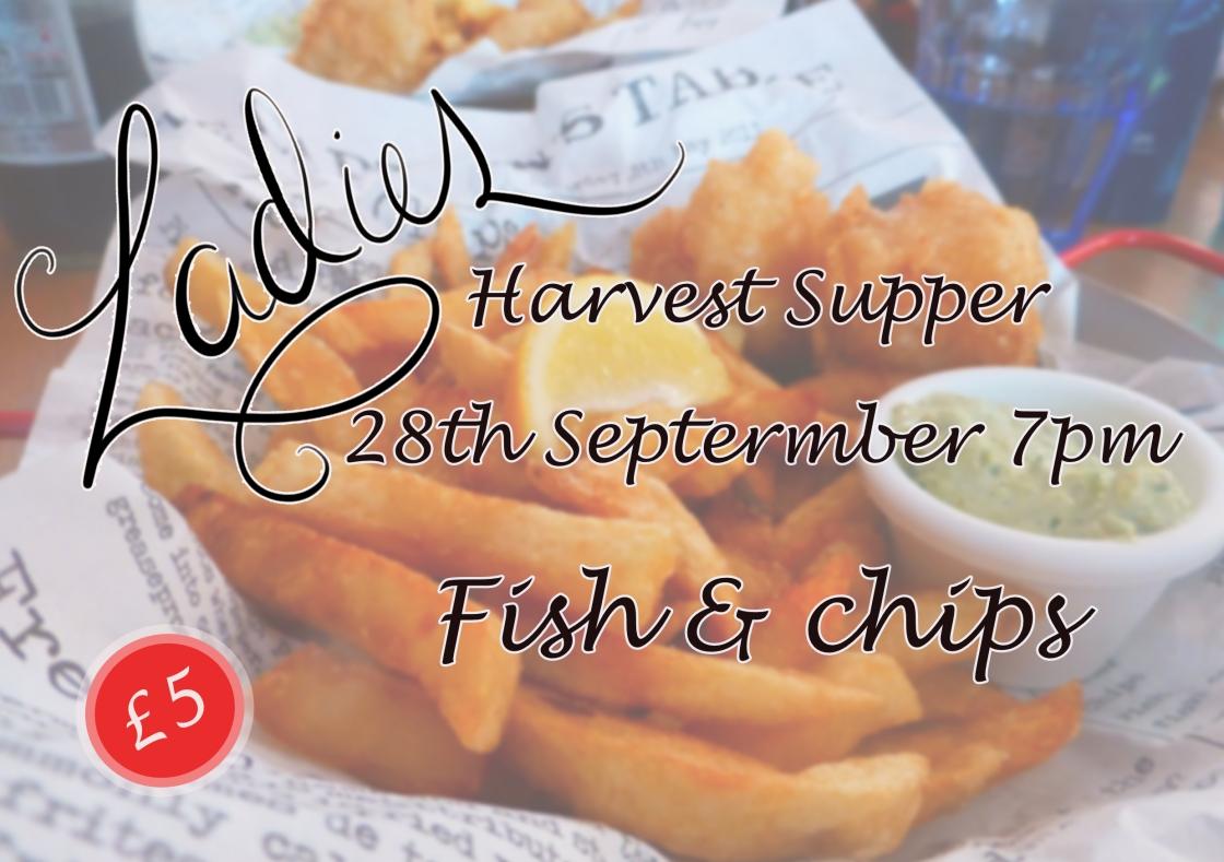 Replensish fish & chips sep 18
