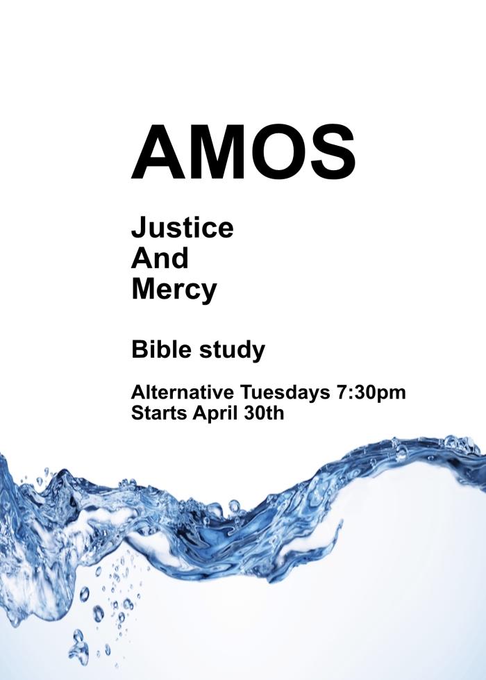 Amos bible study